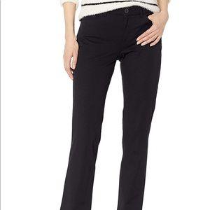 Chaps by Ralph Lauren-size8-boot cut black jeans